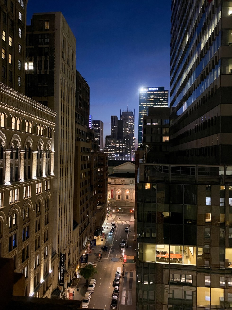 NYC Summer Weekend: Things to Do in NYC in the Summer - I'm Fixin' To - @imfixintoblog   NYC Summer Weekend by popular NC travel blog, I'm Fixin' To: image of New York City.