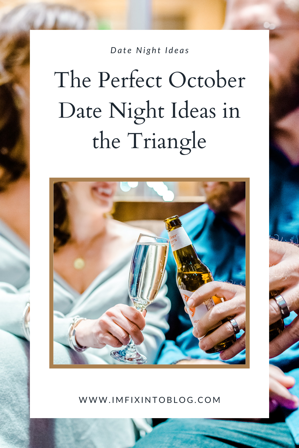 The Perfect October Date Night Ideas in the Triangle - I'm Fixin' To - @imfixintoblog
