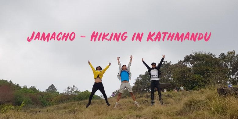 Jamacho Hiking in Kathmandu