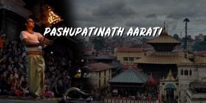 Aarati at Pashupatinath Temple, Kathmandu Nepal
