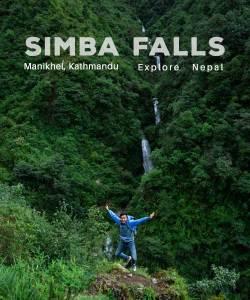 Simba Falls, Manikhel Kathmandu, Explore Nepal