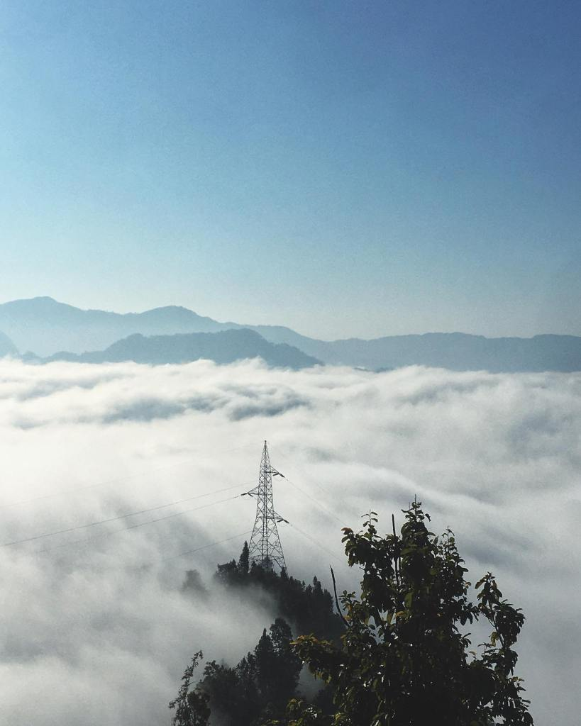 Khasrang Village - Above the Clouds, Imfreee.COm