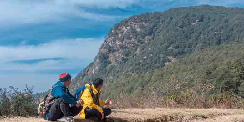 Budhanilkantha-Tarebhir-Sundarijal-Hiking
