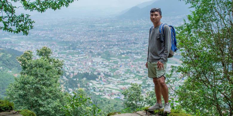 Dahachowk Hike Kathmandu Nepal
