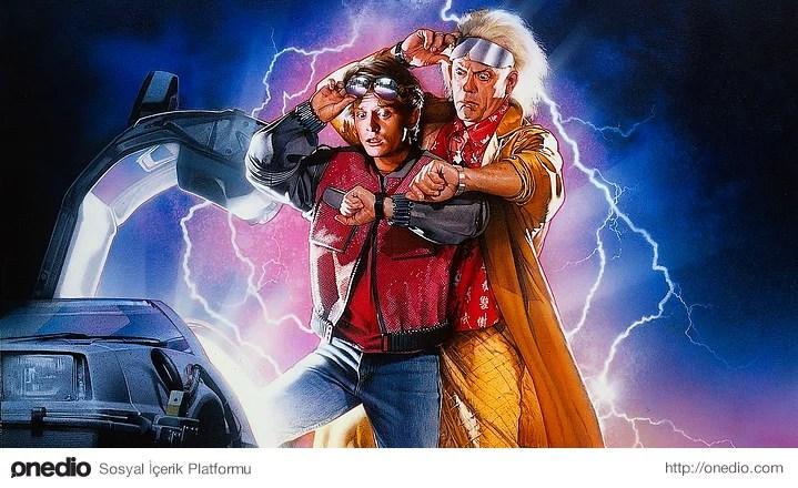 Geleceğe Dönüş serisi / Back to the Future (1985...1990)