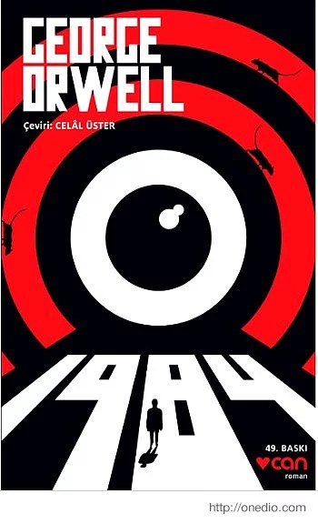 9. 1984 – George Orwell
