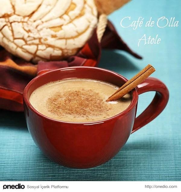 Café de olla - Meksika