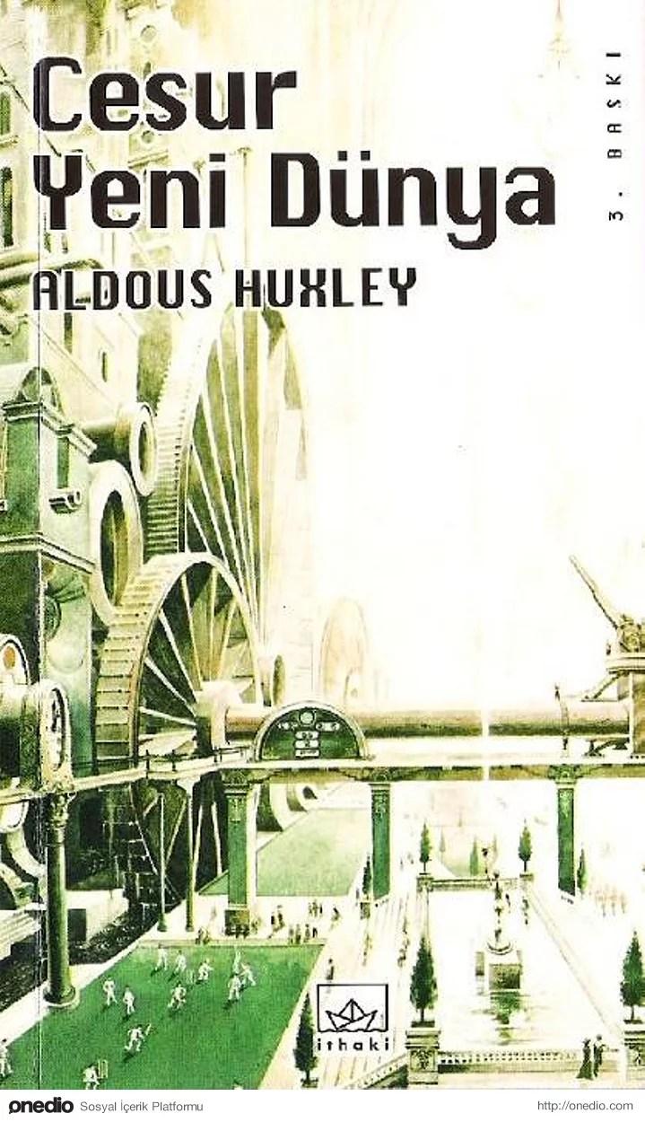 16. Cesur Yeni Dünya – Aldous Huxley