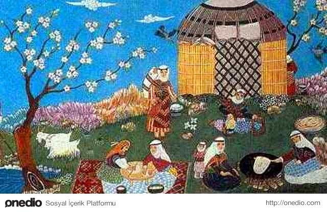 Selçuklu ve Osmanlı'da Nevruz Kutlamaları