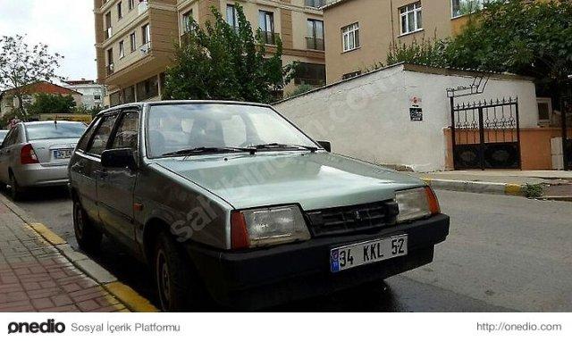 93 Model Lada Samara