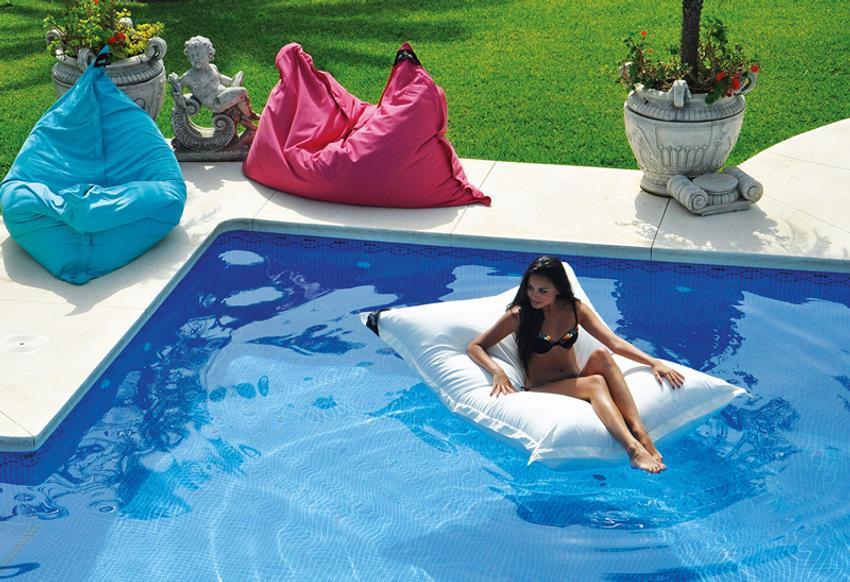 floating pool bean bag original pk2010