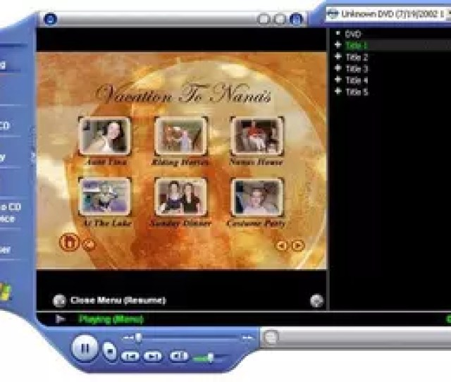 Dvd Decoder Pack Is An Extension For The Famous Windows Media Player To Decode Dvd Format This Version Is Specially Made For Windows Xp Vista And 2000