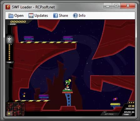 swf flash game player software gamesworld