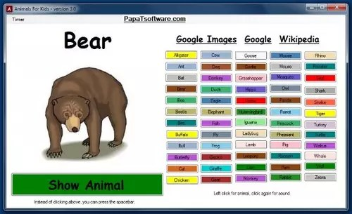 Download The Latest Version Of Animals For Kids Free In English On Ccm Ccm