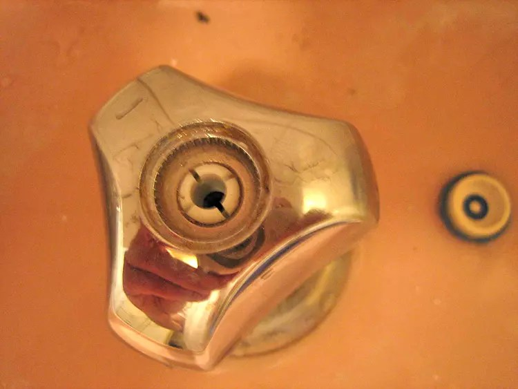 robinet grohe fuite demontage