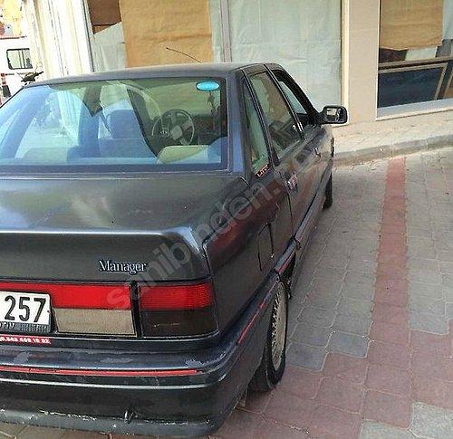 91 Model Renault 21