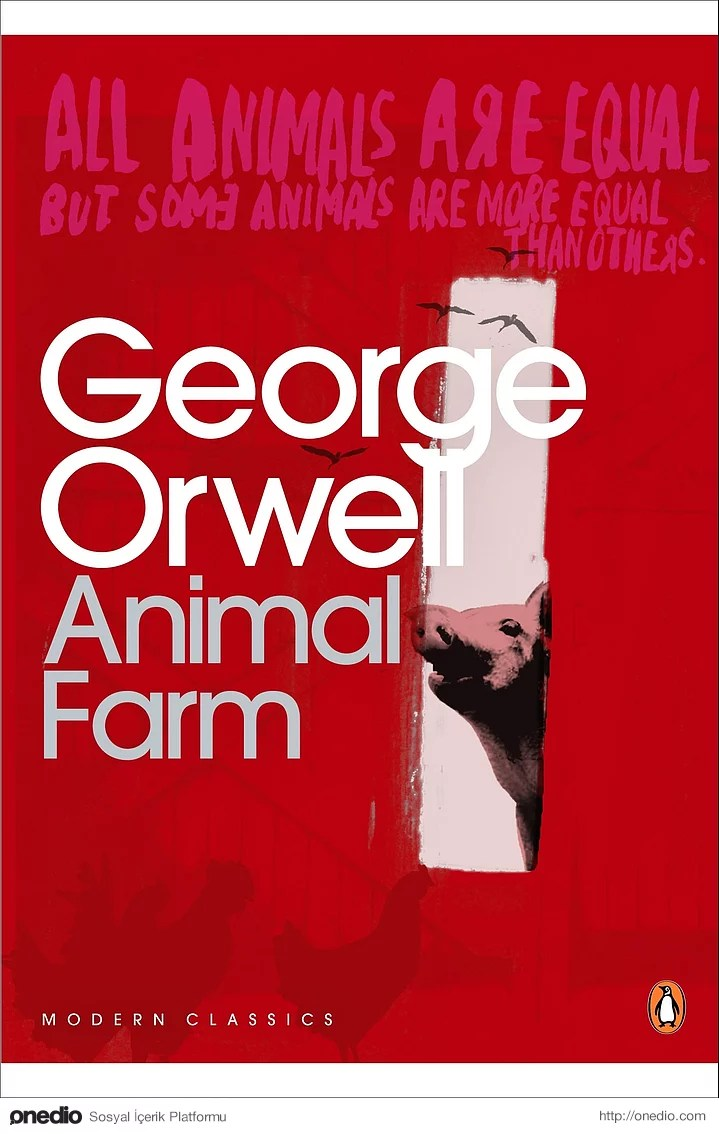 17. Hayvan Çiftliği – George Orwell
