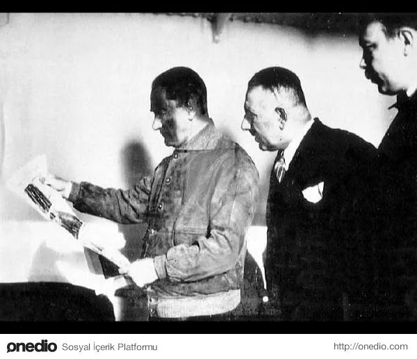 """27 Eylül 1938 / """"Değiştim Salih... Artık o eski adam değilim."""""""