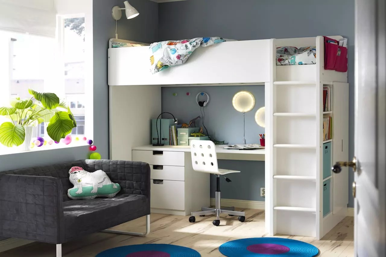 Di lorenza andreatta su pinterest. Camerette Ikea Proposte Per Neonati Bambini E Ragazzi Magazine Delle Donne
