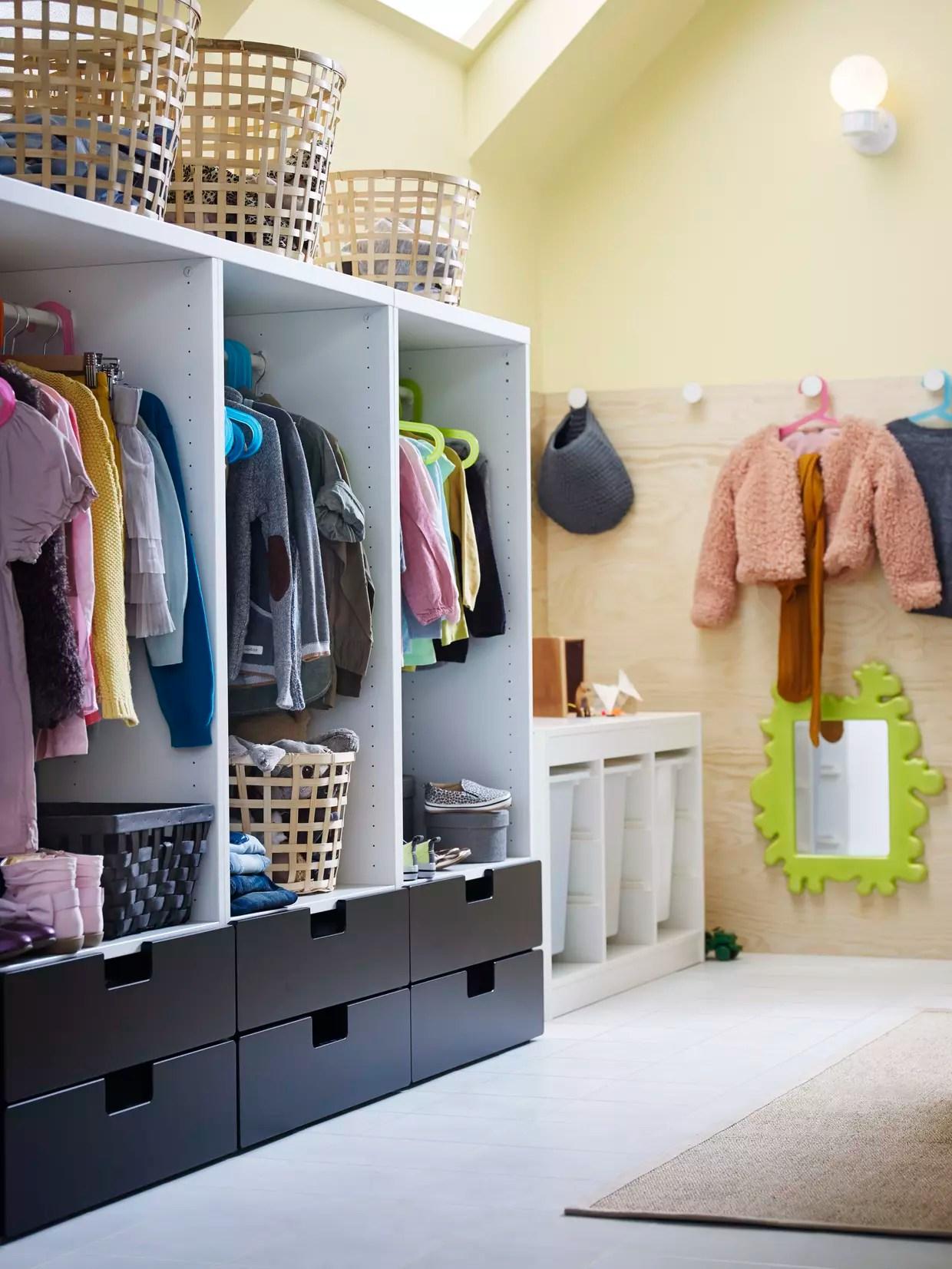 Dressing IKEA Pour Enfants