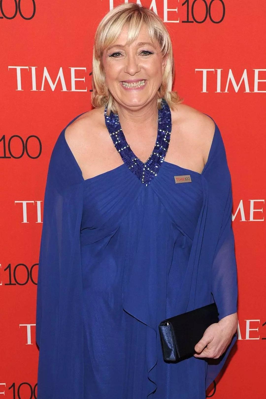 Marine Le Pen Son Style Pass Au Crible