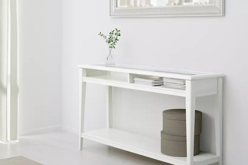 5 Consoles Ikea Pratiques Et élégantes