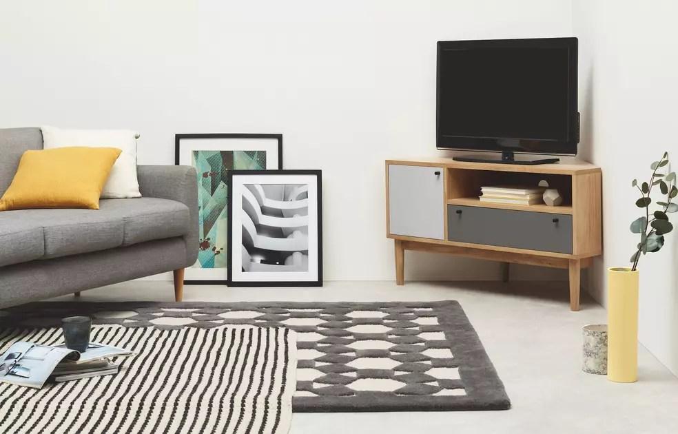 un meuble tv d angle