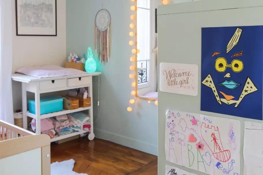 quelle couleur choisir pour une chambre de bebe
