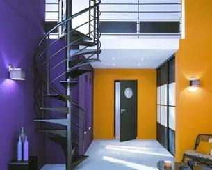 les escaliers font la deco