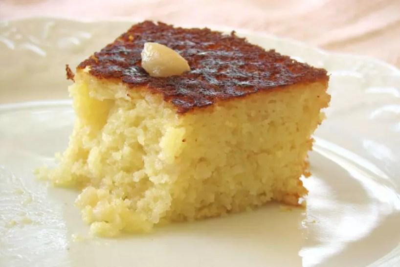 Gâteau de semoule : la meilleure recette