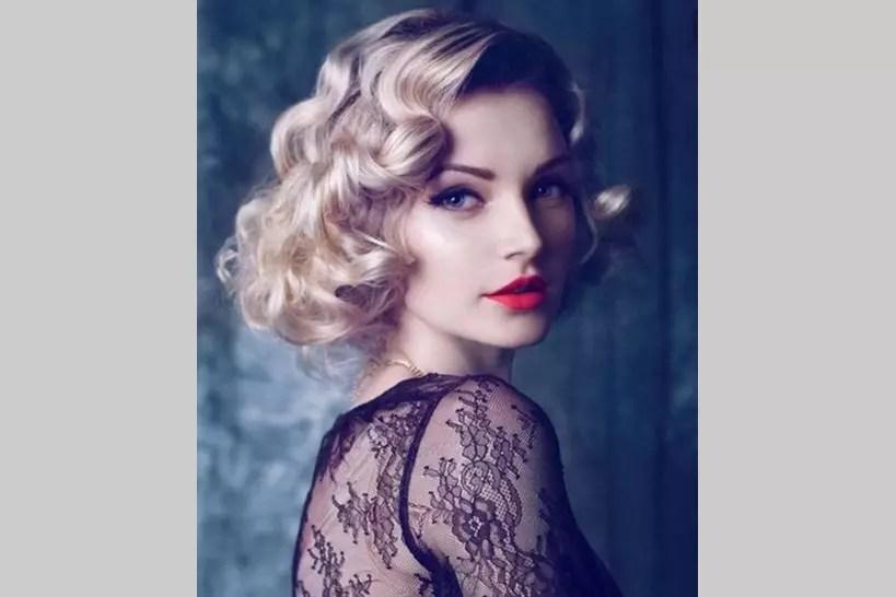 20 coiffures retro pour un look glamour