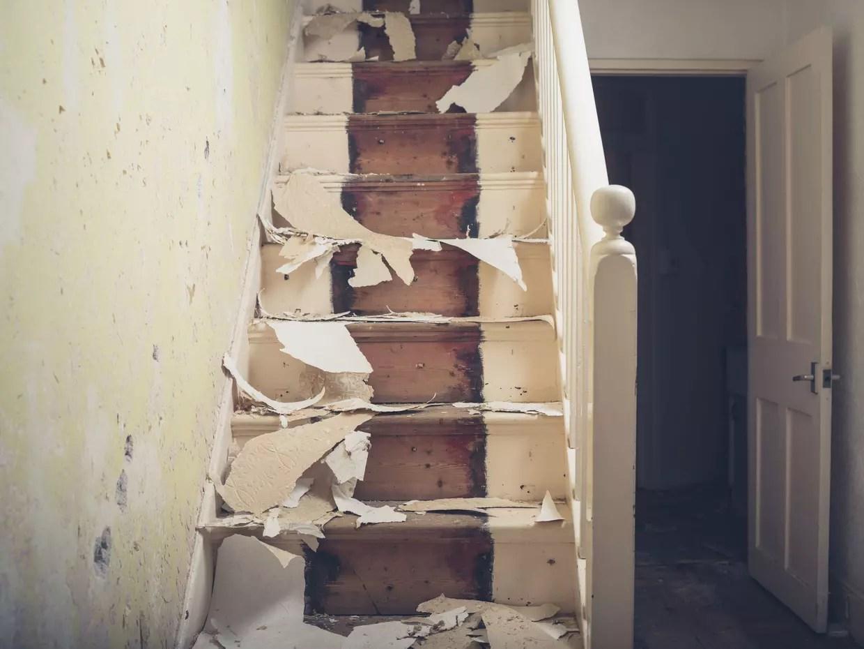 Comment Renover Un Escalier En Bois Les Etapes A Suivre