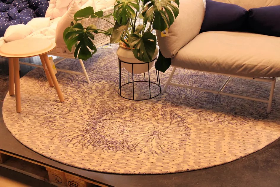 tapis rond ikea ps 2017