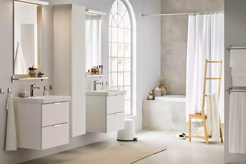 envie d une salle de bains ikea les