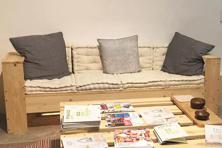 comment fabriquer un canape en palette