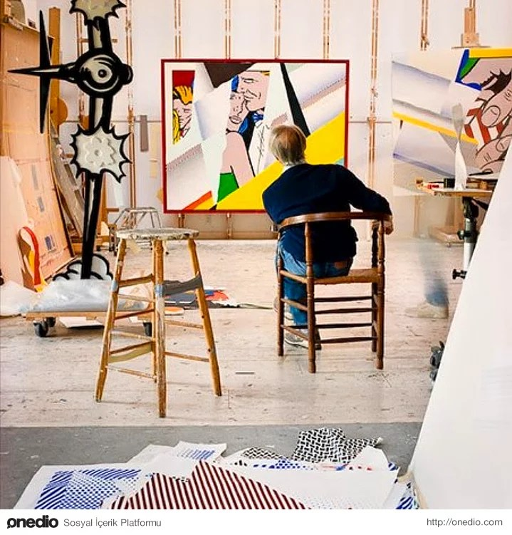 5. Roy Lichtenstein