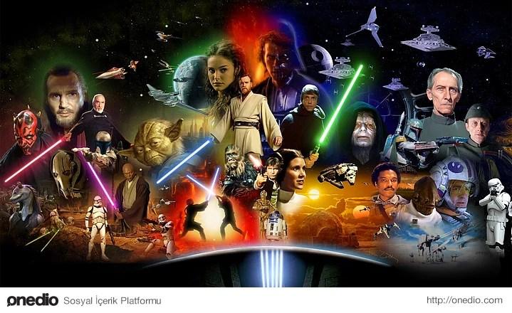 Yıldız Savaşları serisi / Star Wars (1977...2005)