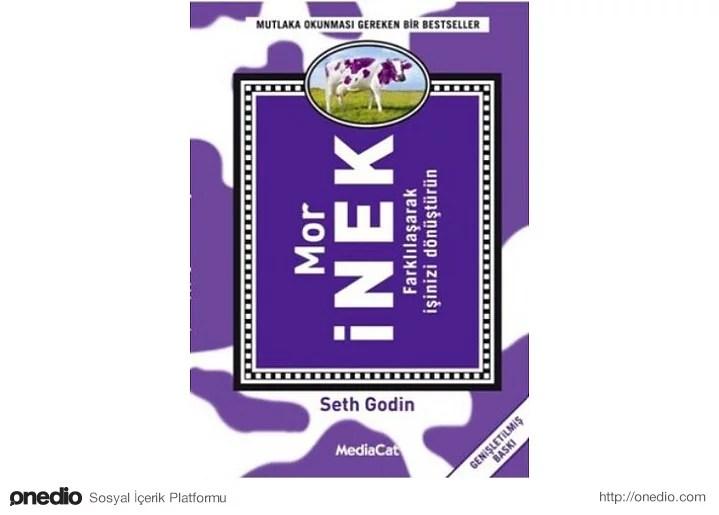 Mor İnek Farklılaşarak İşinizi Dönüştürün - Seth Godin
