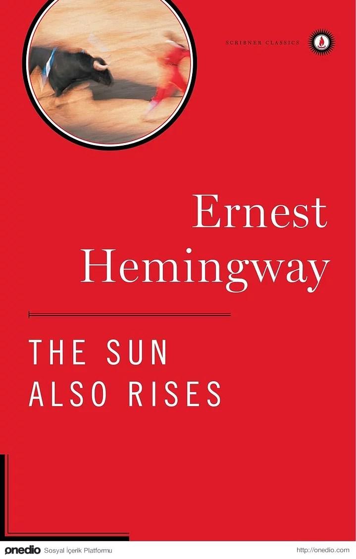 18. Güneş de Doğar – Ernest Hemingway