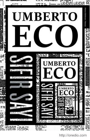 Umberto Eco / Sıfır Sayı