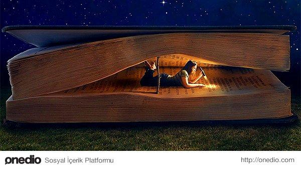 Her hafta bir kitap okuyun. Aşırı zengin olduğunuzdaysa her gün bir kitap bile bitirebilirsiniz. Okuduğunuz kitap konusunda seçici olmayın. Hepsinin size katacağı bir şeyler olacaktır.
