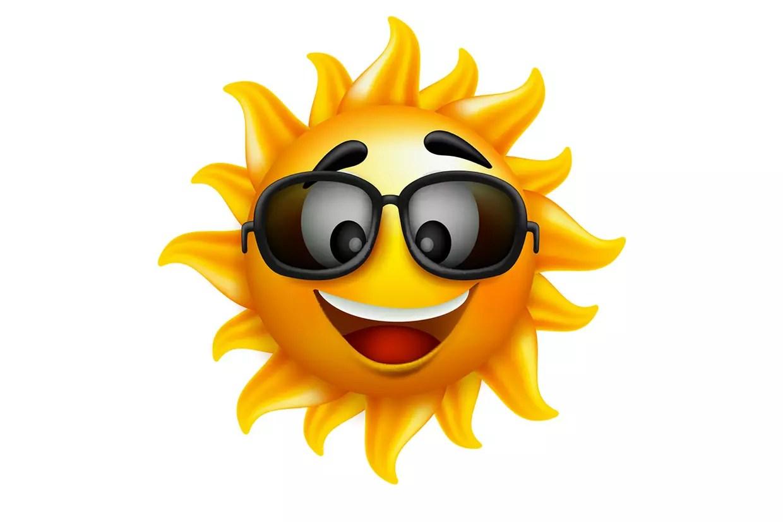 Coloriage soleil sur Hugolescargot.com