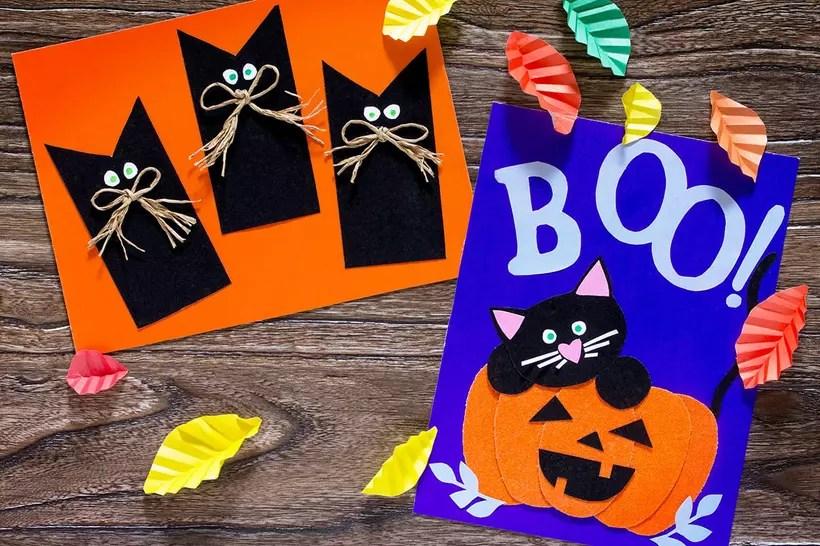 cartes halloween notre selection