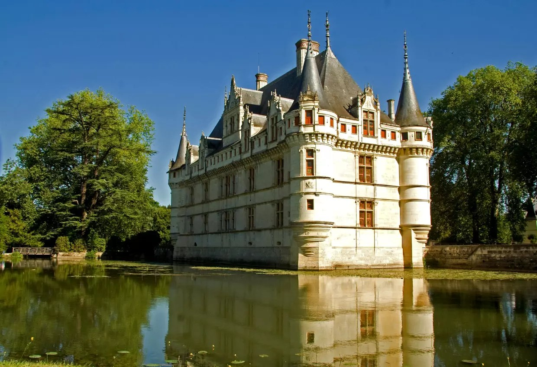 Azay Le Rideau A Voir Meteo Monuments