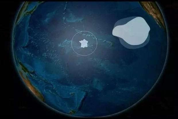 Un 7e Continent Compos De Dchets Dans Le Pacifique