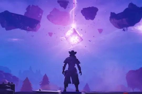 Fortnite: tout ce qu'il faut retenir de l'événement final du cube
