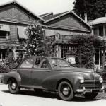 Sortie Officielle De La Peugeot 203
