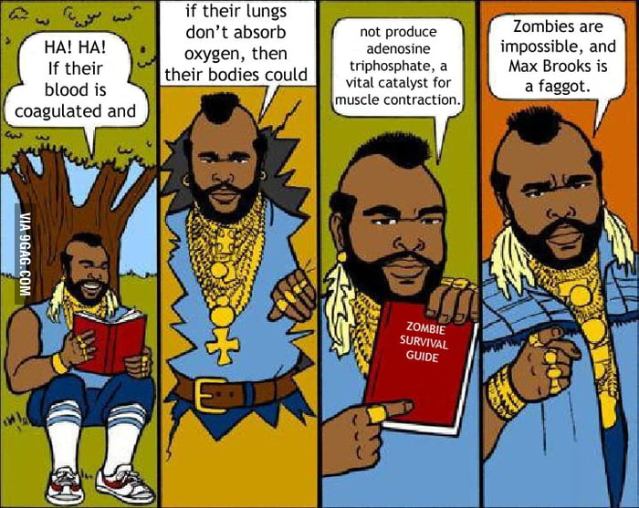 Mr T knows what's up