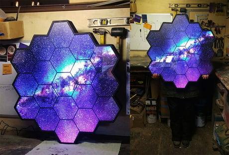 Galaxy Wall Art – Wall Design Ideas