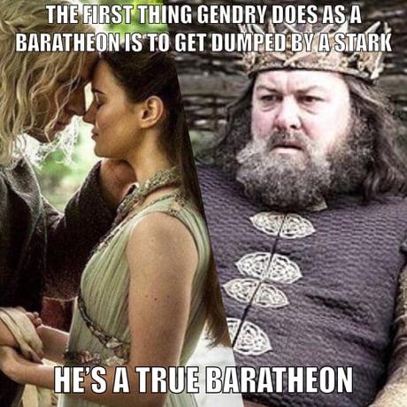Poor Gendry